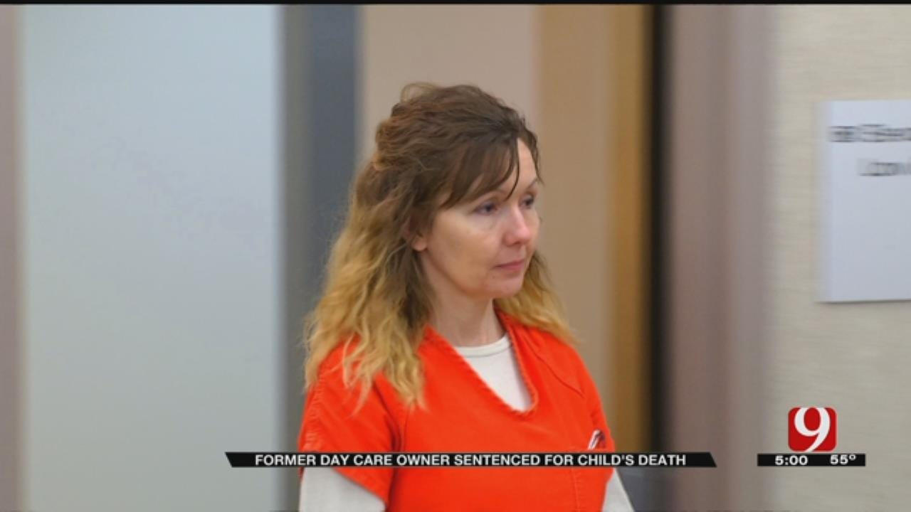 Judge Sentences Melissa Clark To Life In Prison For Death Of 5-Month Old