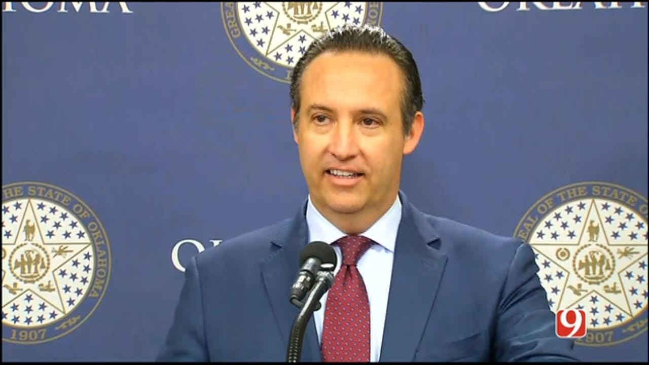 WEB EXTRA: Interim Health Commissioner Preston Doerflinger Holds Press Conference
