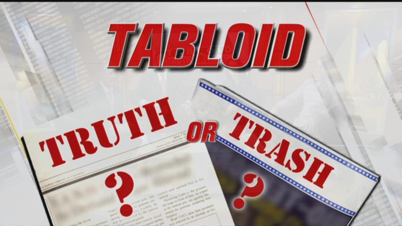 Tabloid Truth Or Trash For Tuesday, December 19
