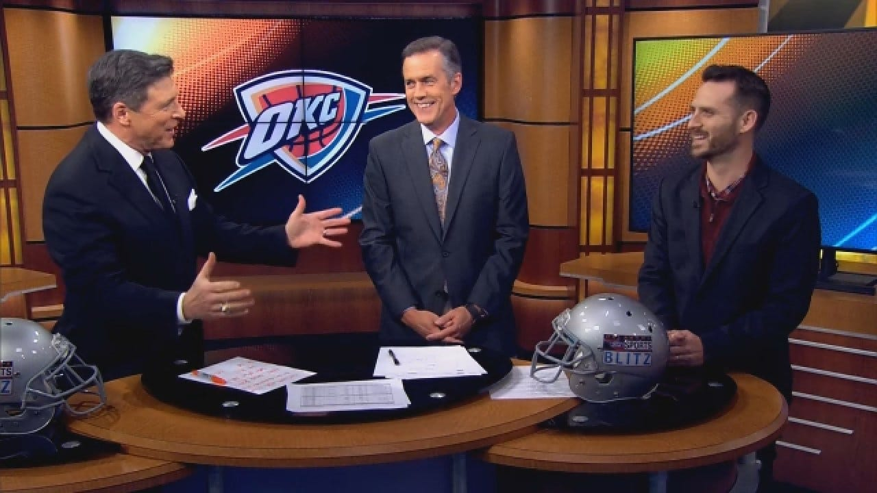 Royce Young Joins The Blitz To Talk Thunder