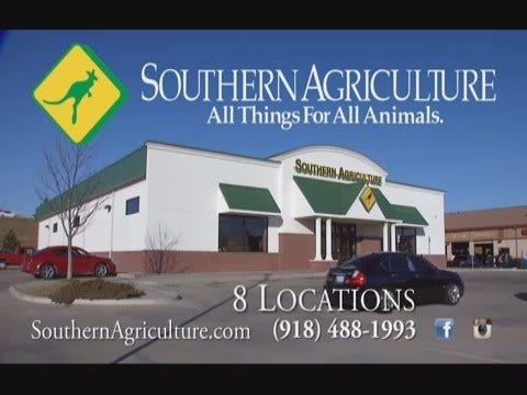 Southern Agriculture: Holiday Preroll - 12/17