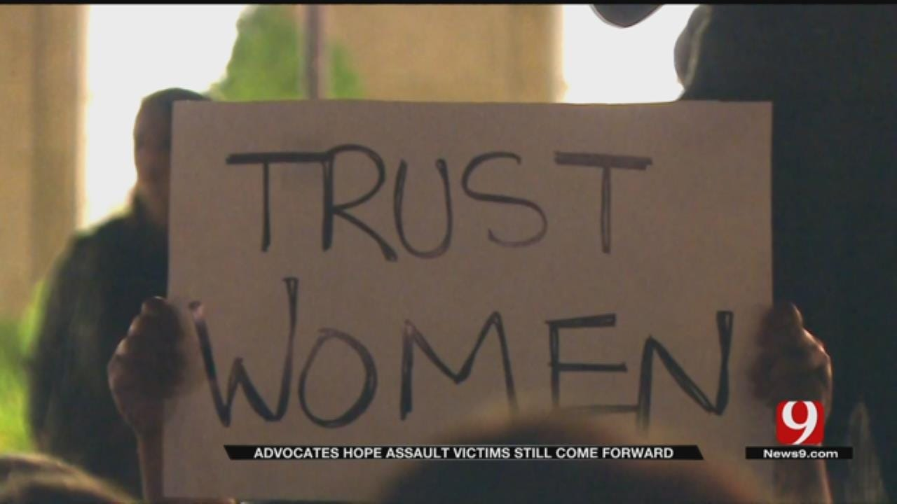 Advocates Say Anderson Result Shouldn't Discourage Women From Reporting Assault