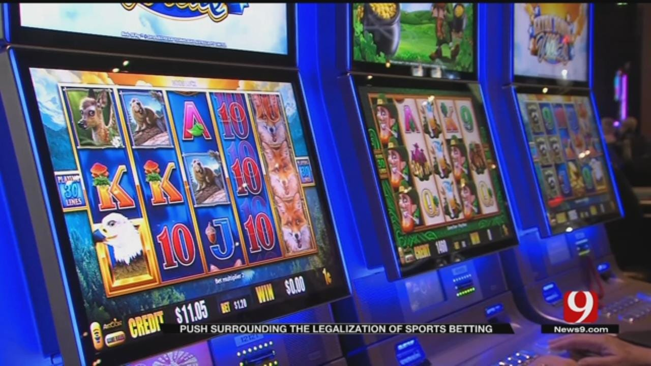 SCOTUS Sports Betting Case Could Affect Oklahoma