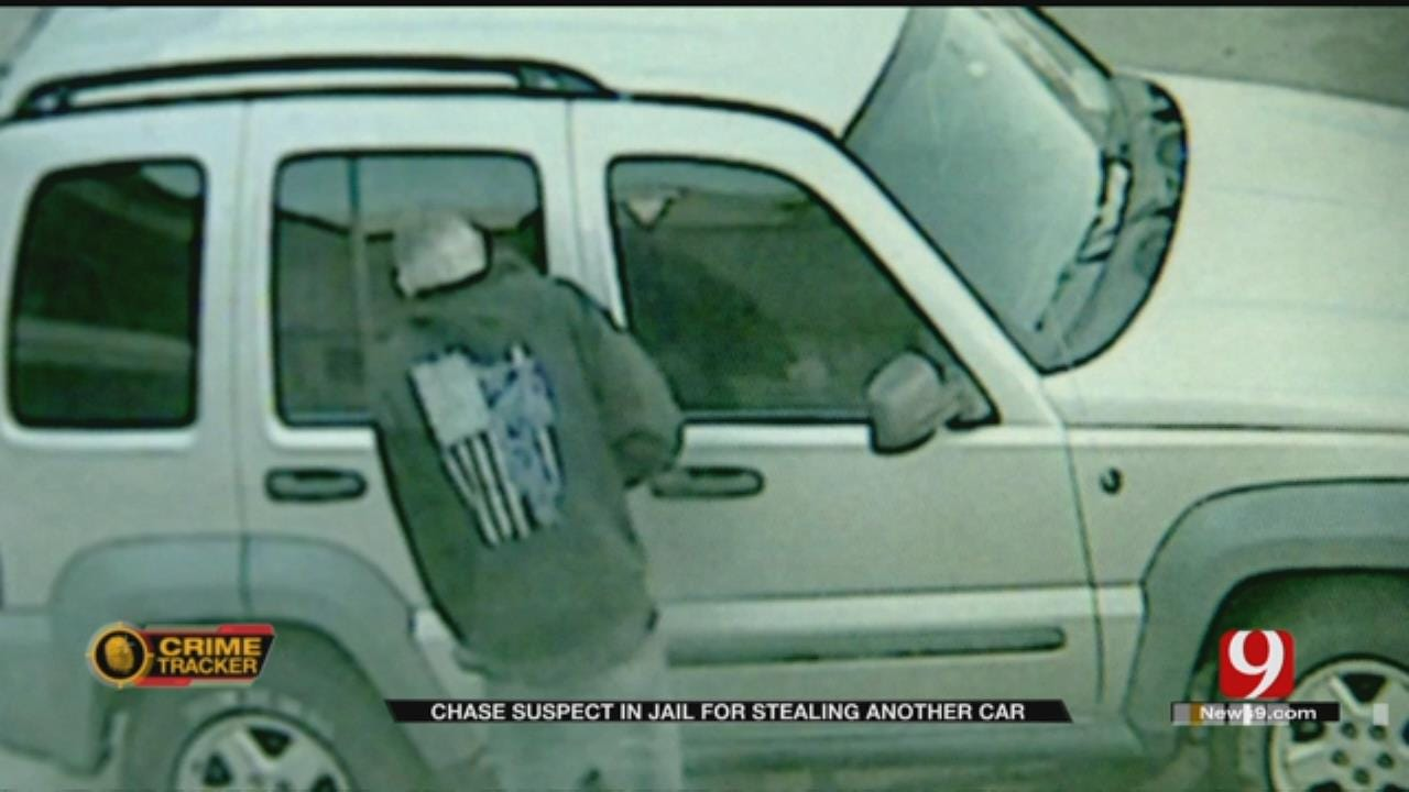 Metro Chase Suspect Arrested Again For Stealing SUV