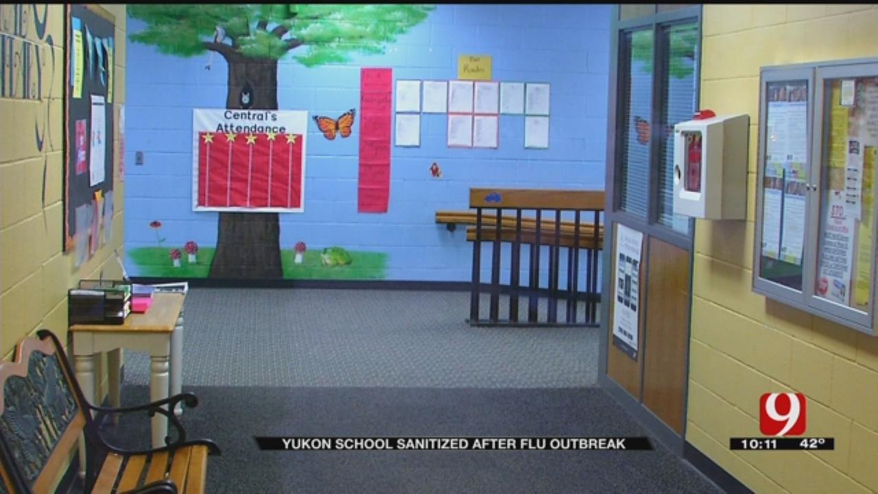 Yukon School To Re-Open After Flu Absences