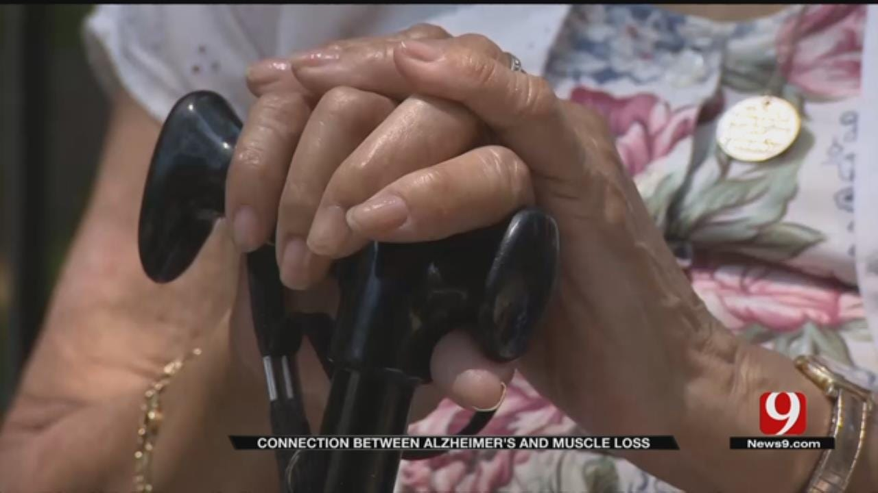 Medical Minute: Connection Between Alzheimer's, Muscle Loss