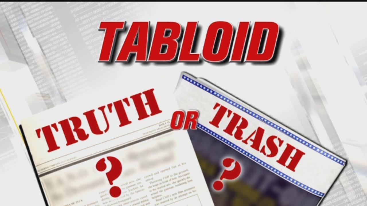 Tabloid Truth Or Trash For Tuesday, December 12