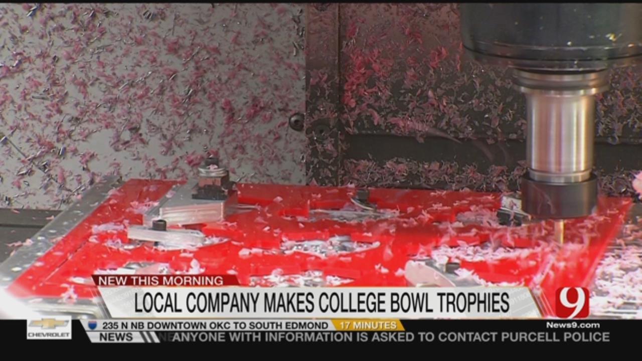 OKC Company Thriving During Bowl Season