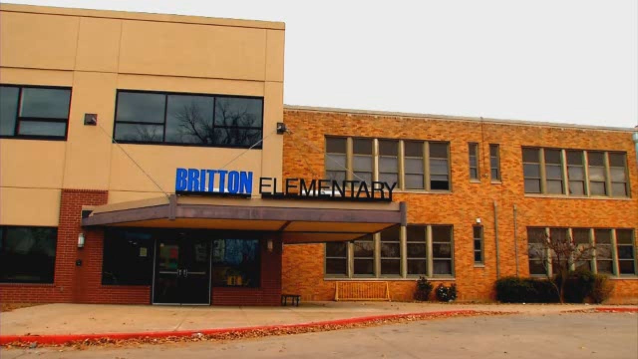 Britton Elementary Kelly and amanda PKG.wmv