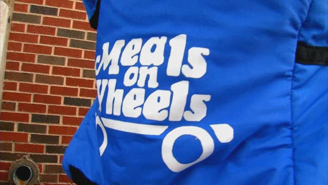 9 Days Of Christmas: Meals On Wheels