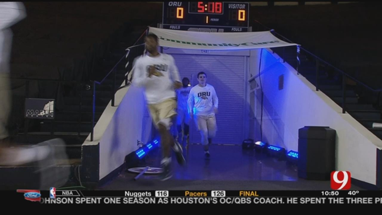 ORU Hoops Beats Missouri State