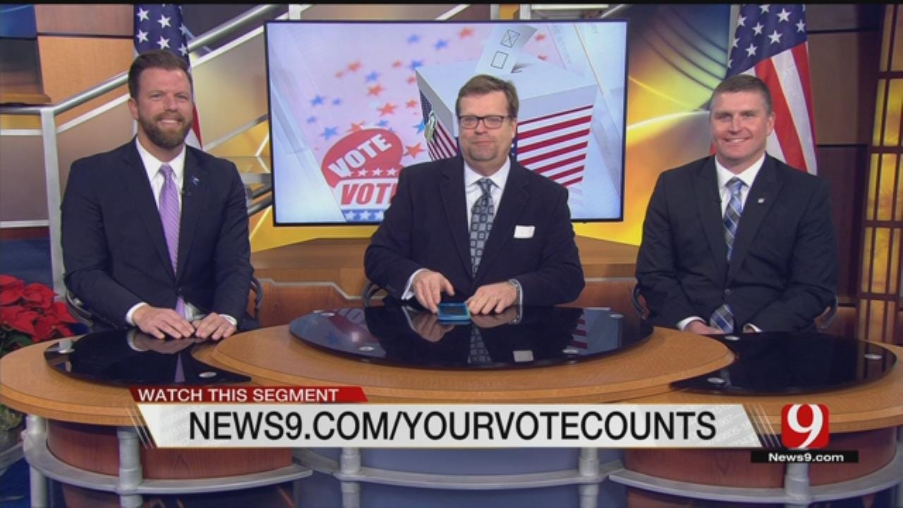 Your Vote Counts: Second Special Session