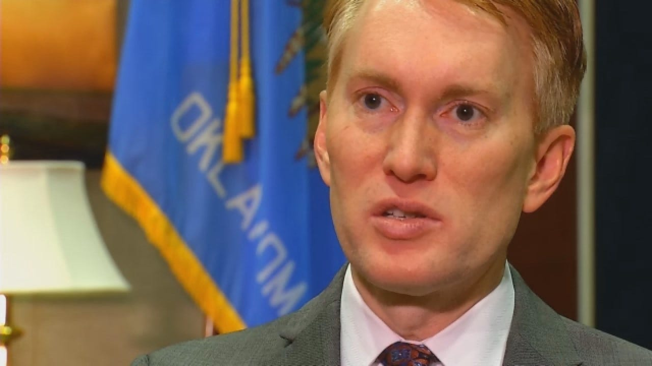WEB EXTRA: Lankford On Russian Meddling In 2016 Election