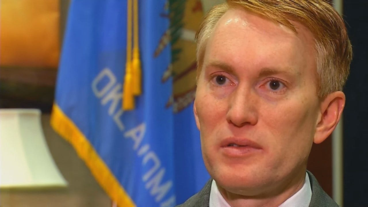 WEB EXTRA: Lankford On Response To Russia Attempts To Probe State Elections