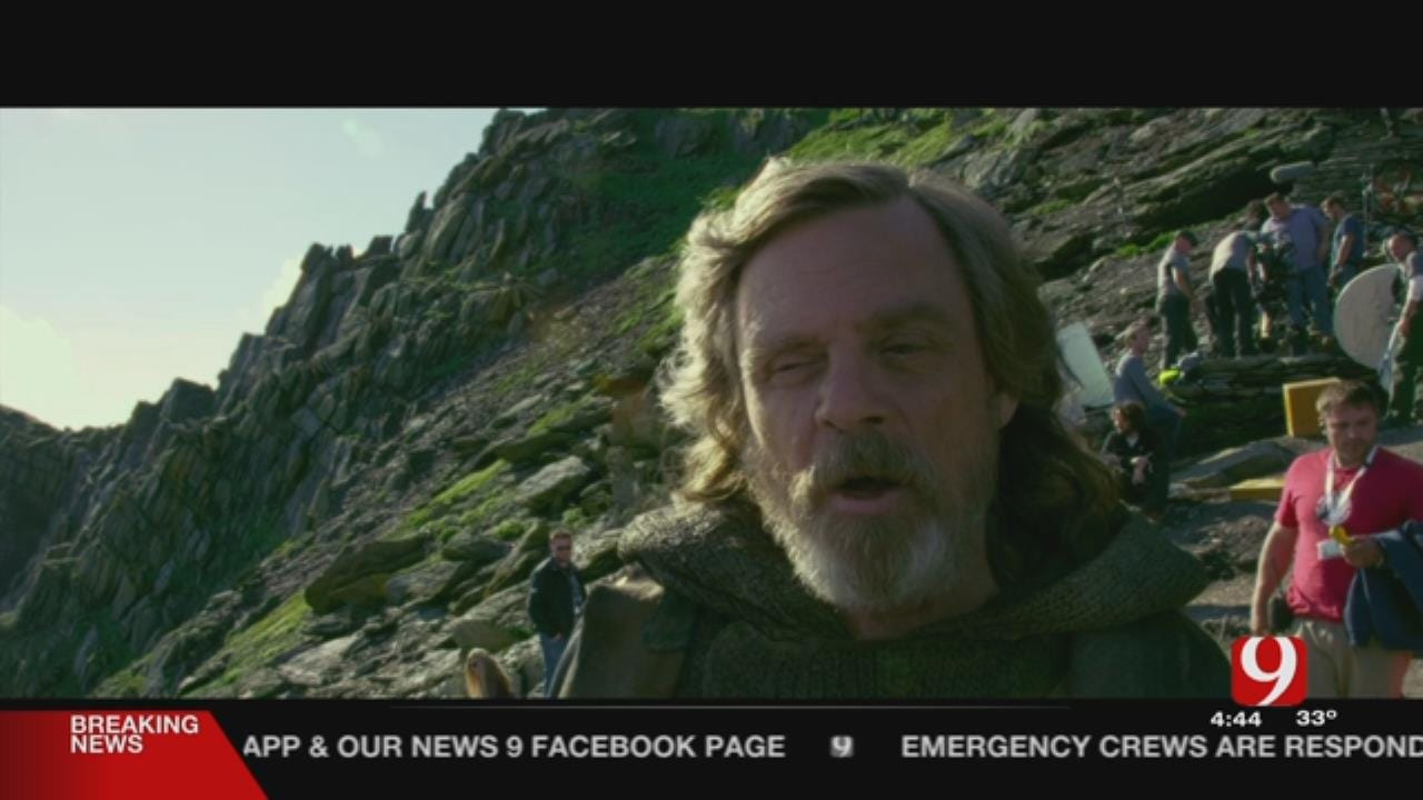 Dino's Movie Moment: Behind The Scenes Of Star Wars: The Last Jedi