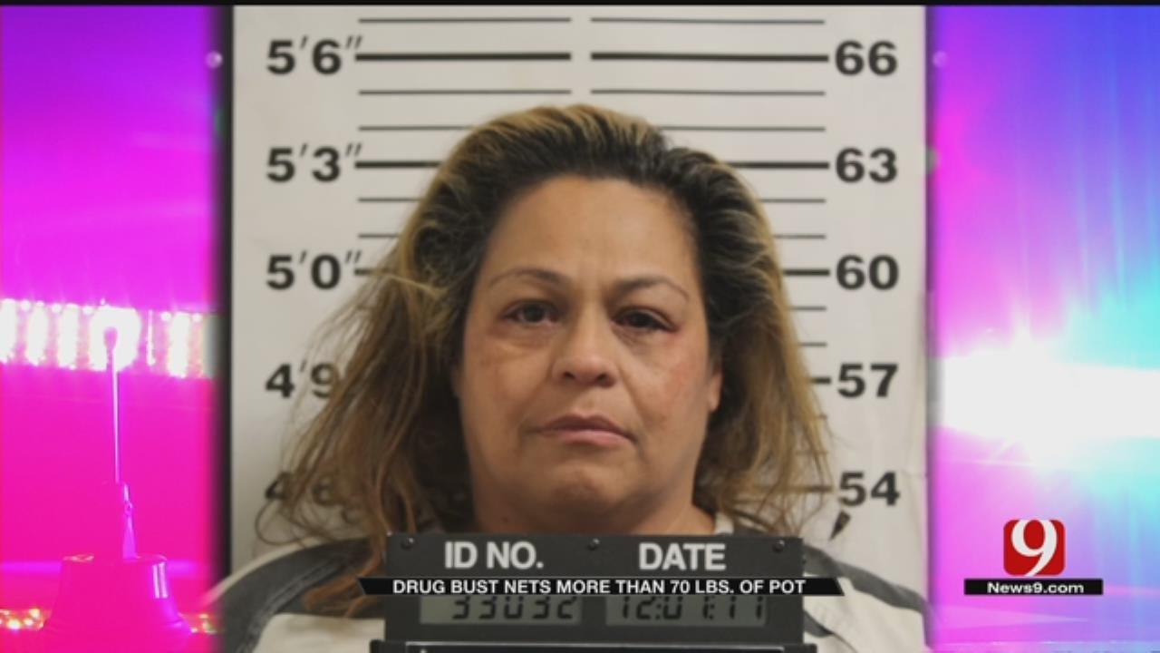 Mother Arrested For Drug Trafficking With Child In Car