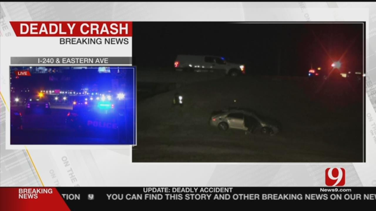 One Dead After Crash Along Eastern And I-240