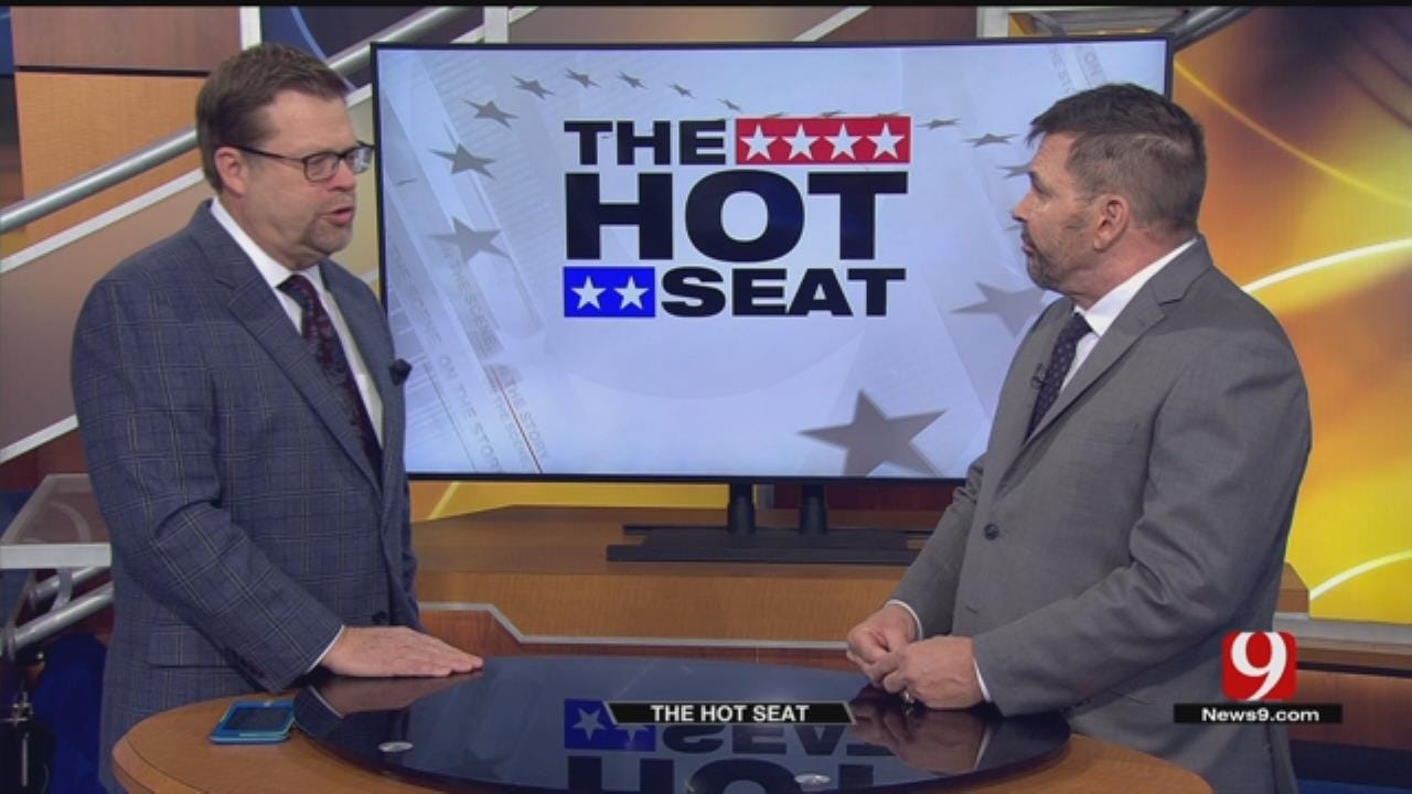 Hot Seat: Mental Health & Substance Abuse