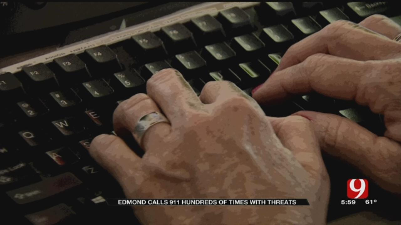 Edmond Woman Charged For Making Hundreds Of 911 Calls