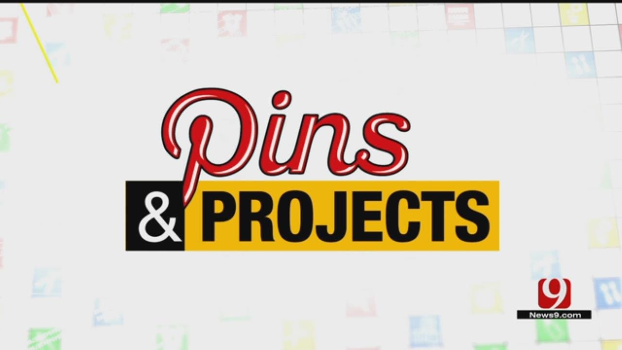 Pins & Projects: Scrap Ribbon Tree Ornament