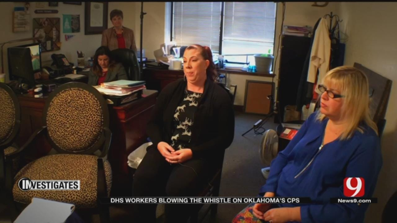 9 Investigates: DHS Workers Blow Whistle On Child Protective Services