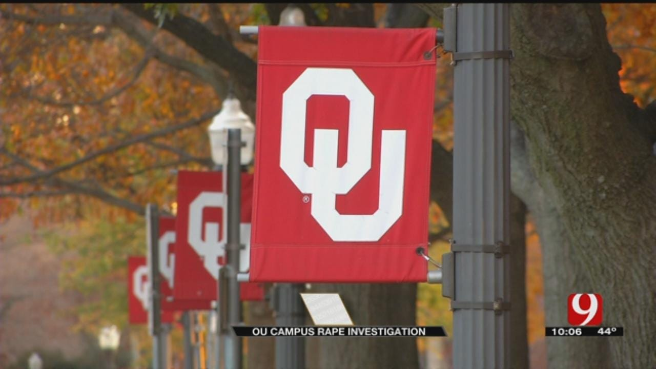 Rape Investigations Underway On OU's Campus