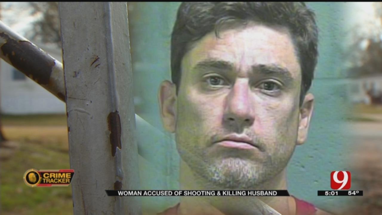 OKC Woman Says She Killed Husband In Self Defense