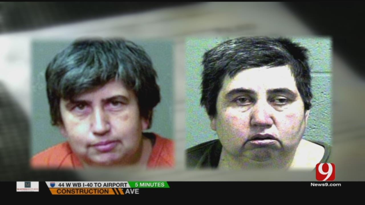 Infamous Oklahoma Sisters Sentenced In Stamp Conspiracy