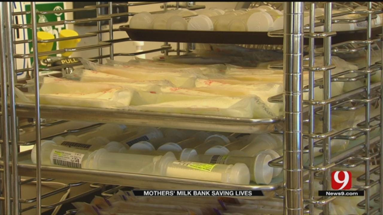 Medical Minute: Oklahoma Mother's Milk Bank