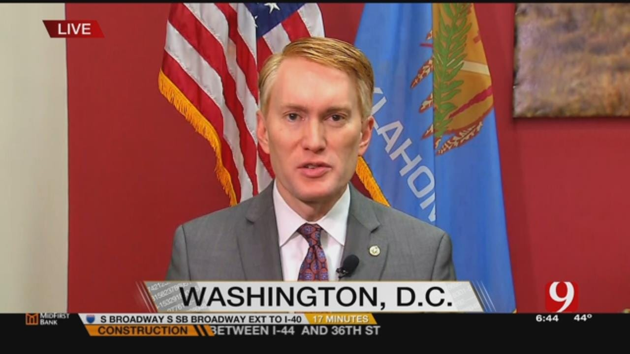 Sen. Lankford Discusses His Latest 'Federal Fumbles' Report