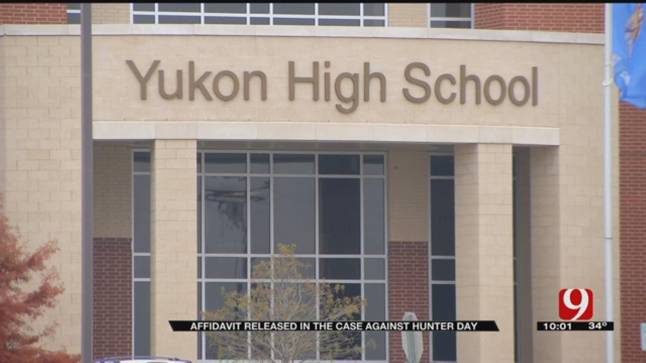 Court Documents Reveal Relationship Between Yukon High School Teacher And Student