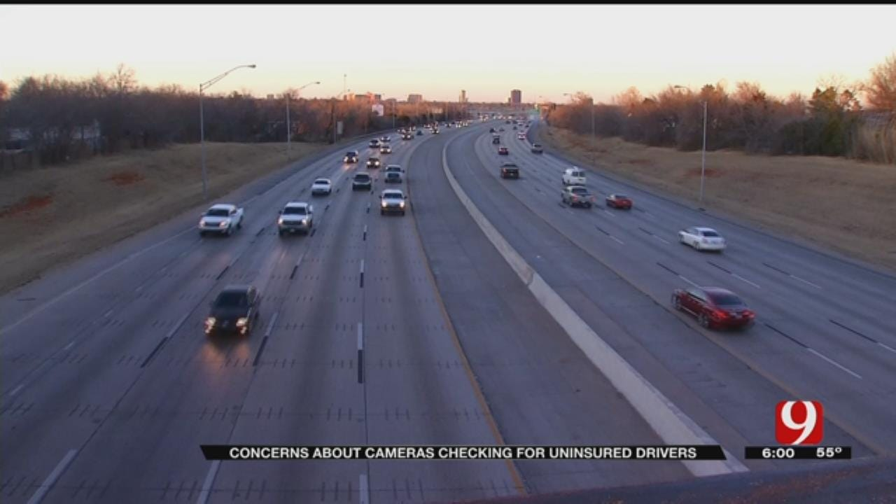 Oklahoma To Start Using Cameras To Catch Uninsured Drivers
