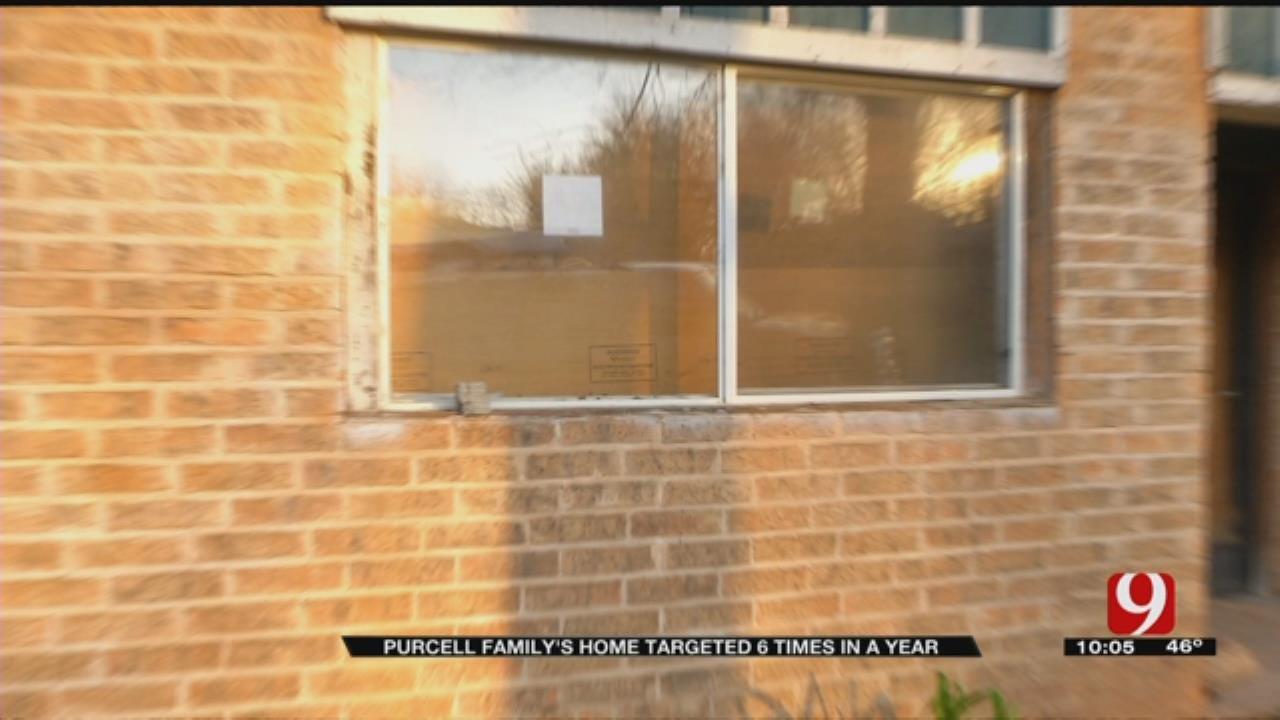 Home Burglarized Six Times