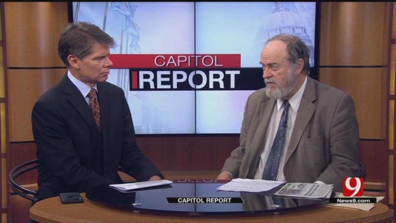 Capitol Report: OSDH