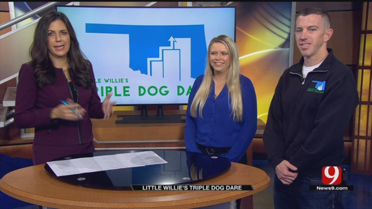 Little Willie's Triple Dog Dare