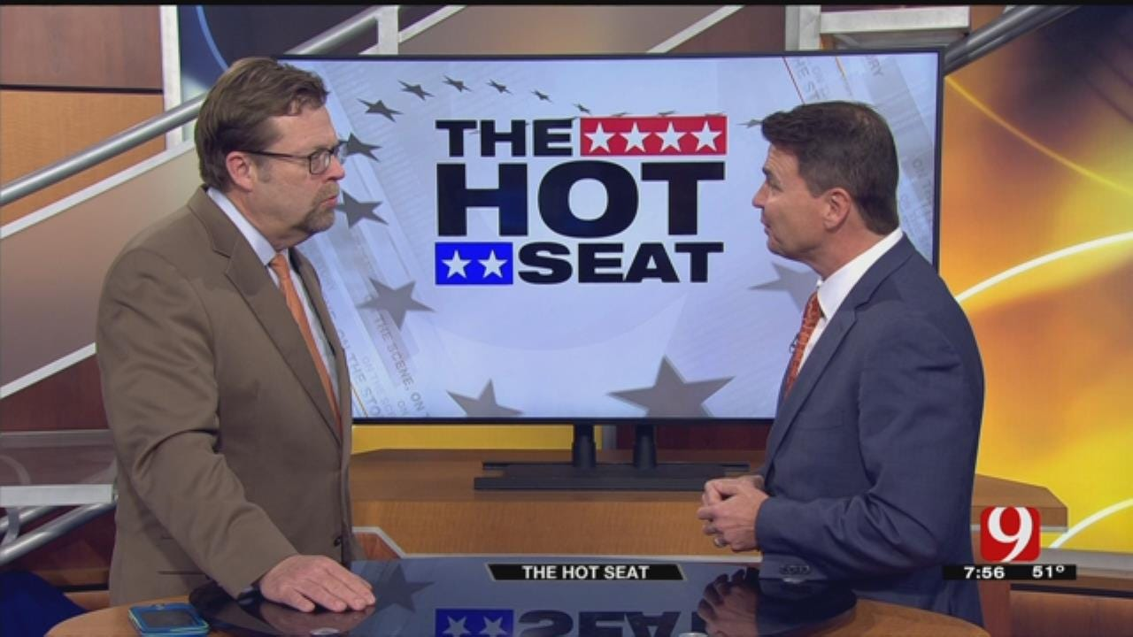 Hot Seat: Budget Cuts And Education