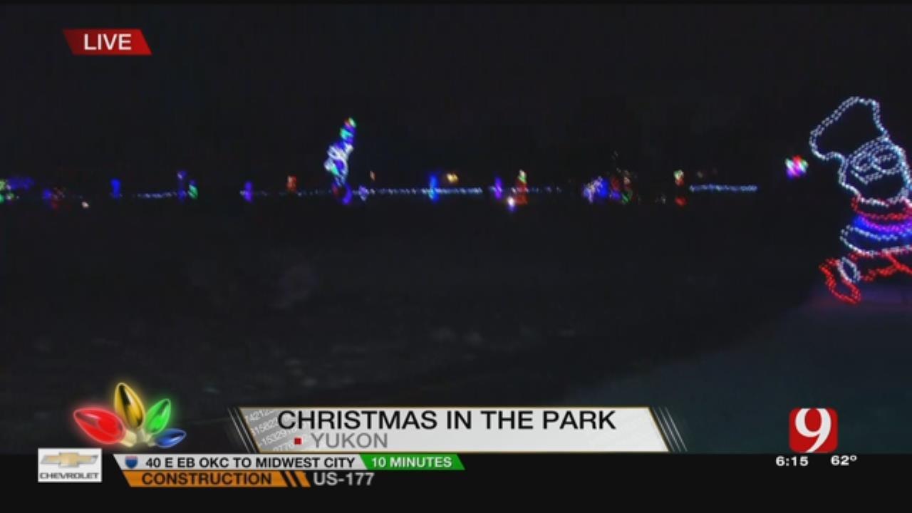 Christmas In The Park Kicks Off Saturday In Yukon