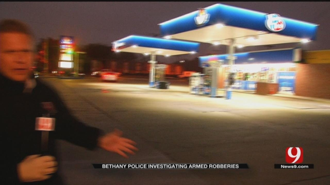 One Arrested, Another Sought For Convenience Store Robberies In Bethany