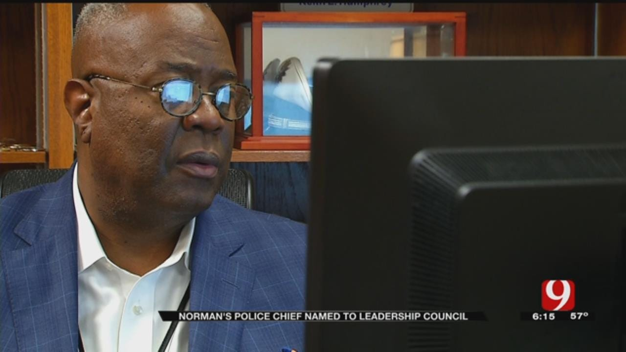 Norman Police Chief Leads Effort To Steer Kids Away From Crime