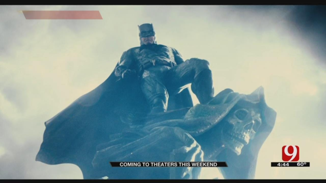 Dino's Movie Moment: Justice League