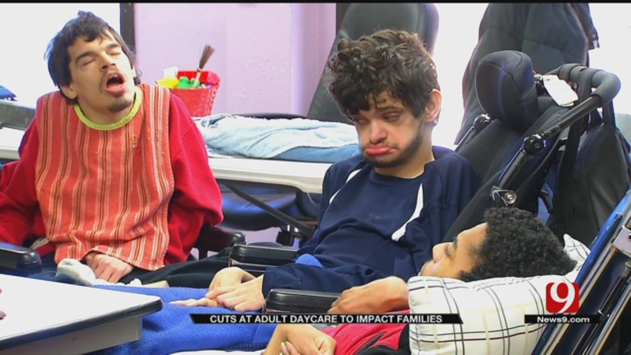 Parents Of Special Needs Children Bracing To Lose Support From State