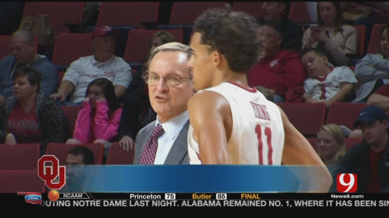 Trae Young Impresses In Sooners Debut