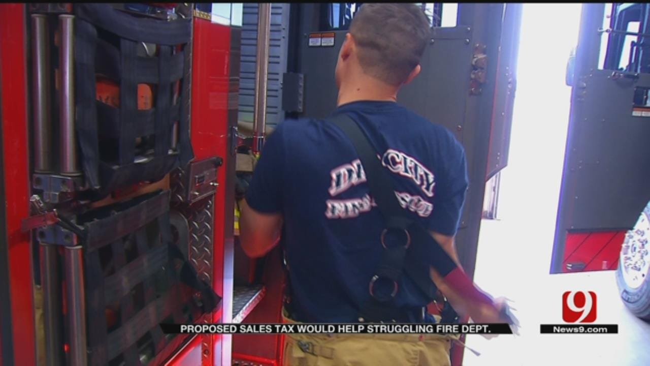 Del City Voters To Consider Sales Tax For Public Safety