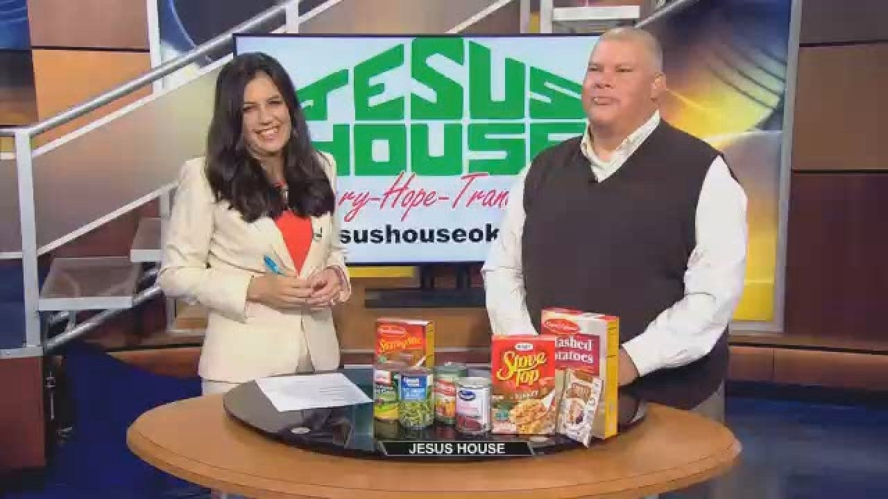 Jesus House: Thanksgiving Donations