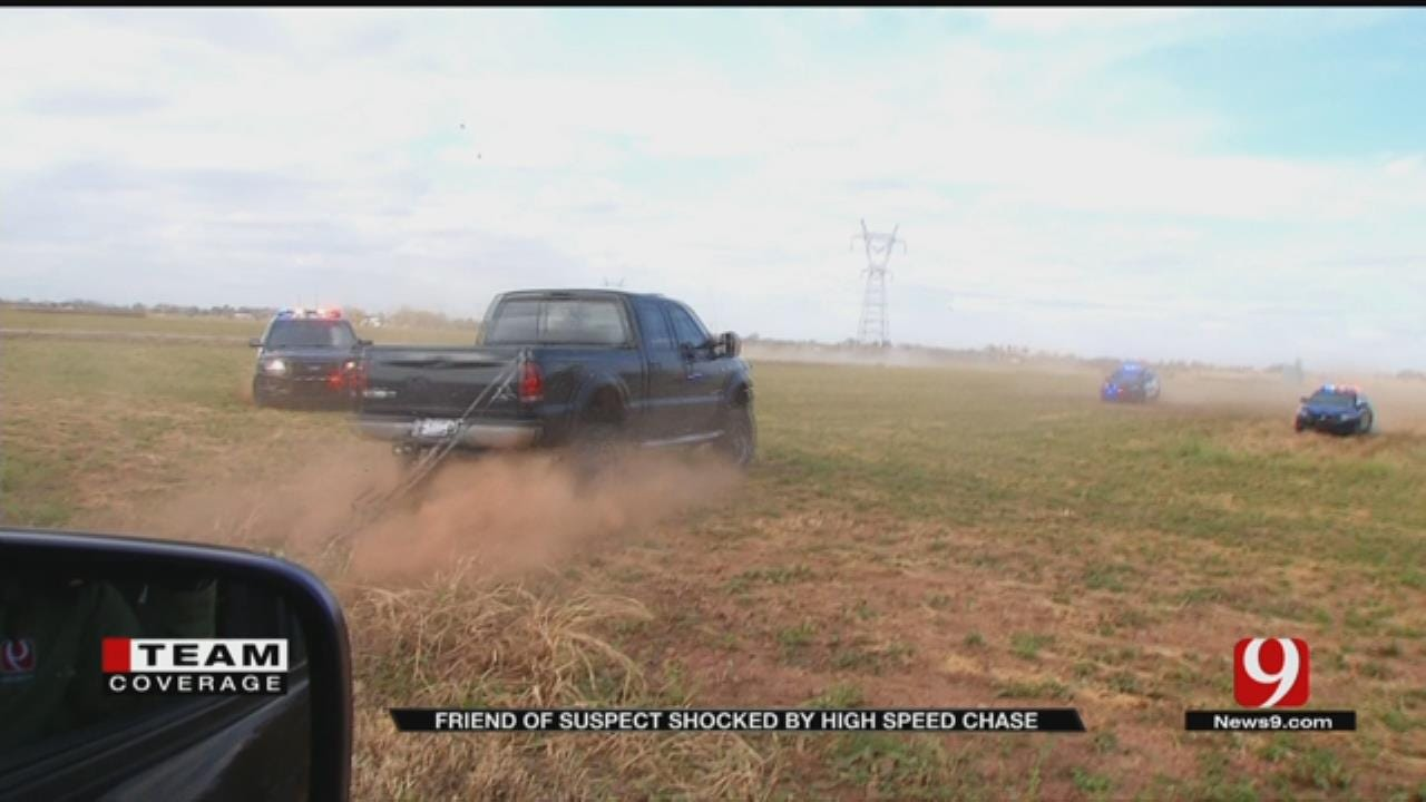 Old Friend Remembers Chase Suspect
