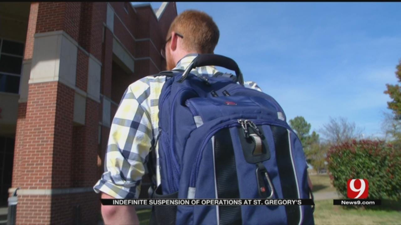 St. Gregory's Senior Disappointed In School Closure