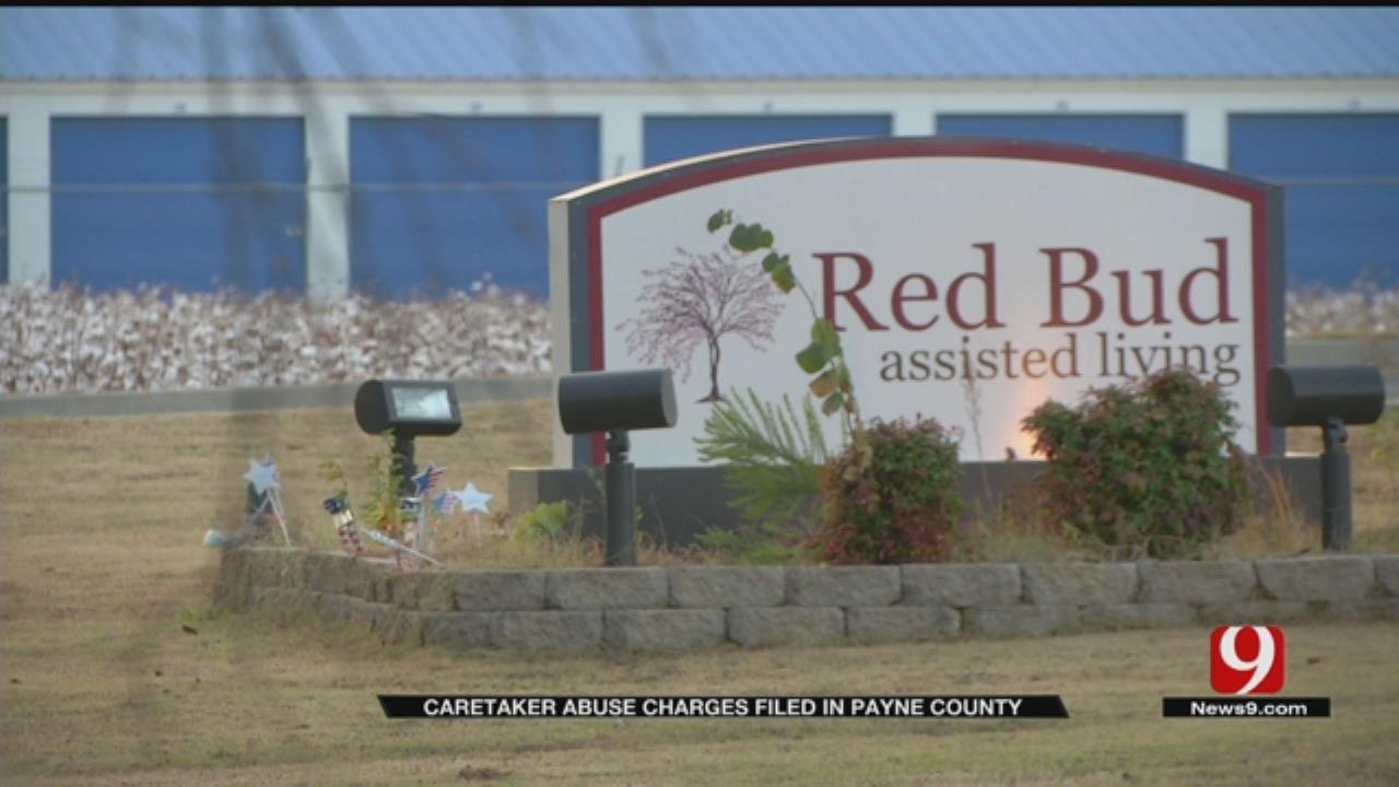 Perkins Assisted Living Center Caretaker Throws Pills in Trash