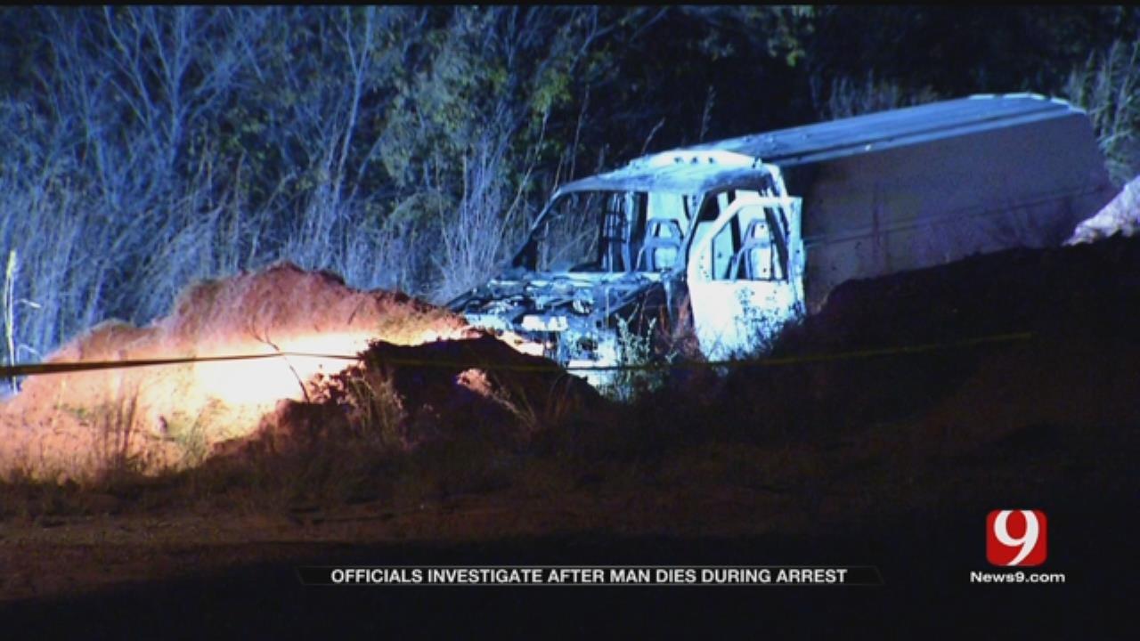Officials Investigate After Man Burns To Death During Arrest