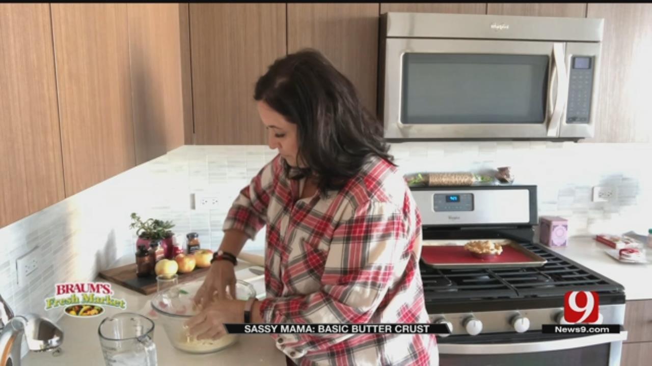 Basic Butter Pie Crust