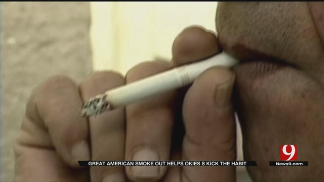 Medical Minute: The Great American Smoke Out